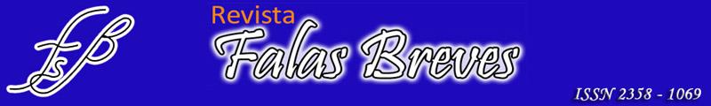 Logo da Revista Eletrônica Falas Breves